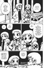 Scott Pilgrim, page 84 Click to view