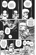 Scott Pilgrim, page 86 Click to view