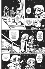 Scott Pilgrim, page 87 Click to view