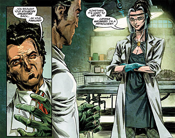Witch Doctor: The Resuscitation « Read About Comics